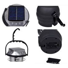36leds solar lantern light